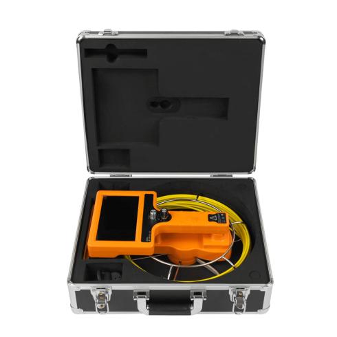 Технический промышленный видеоэндоскоп для инспекции труб WOPSON WPS-710-SCJ для инспекции, 20 м, без записи - 6