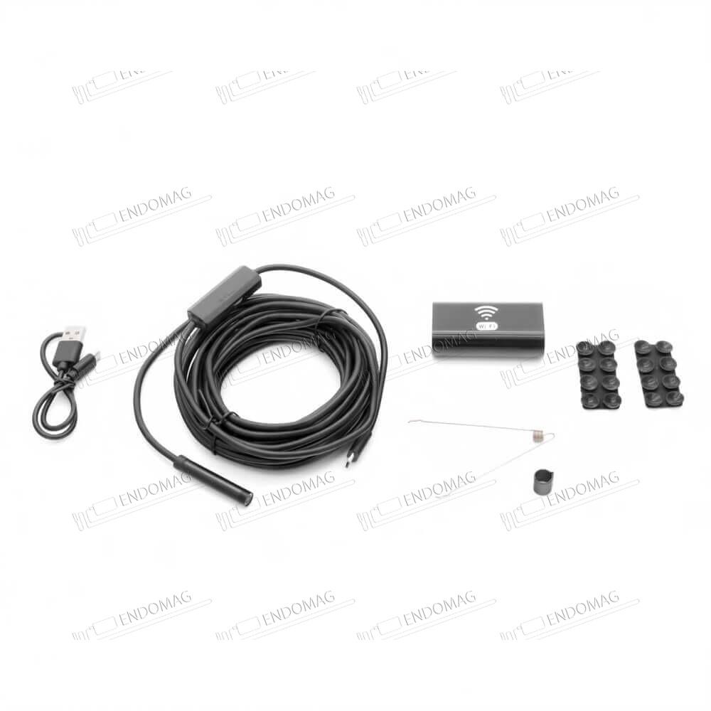 Мини Wi-Fi эндоскоп (длина кабеля 3,5 м) - 3